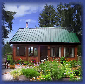 cufra cliffs bb and the deck garden - Garden Sheds Vancouver Island